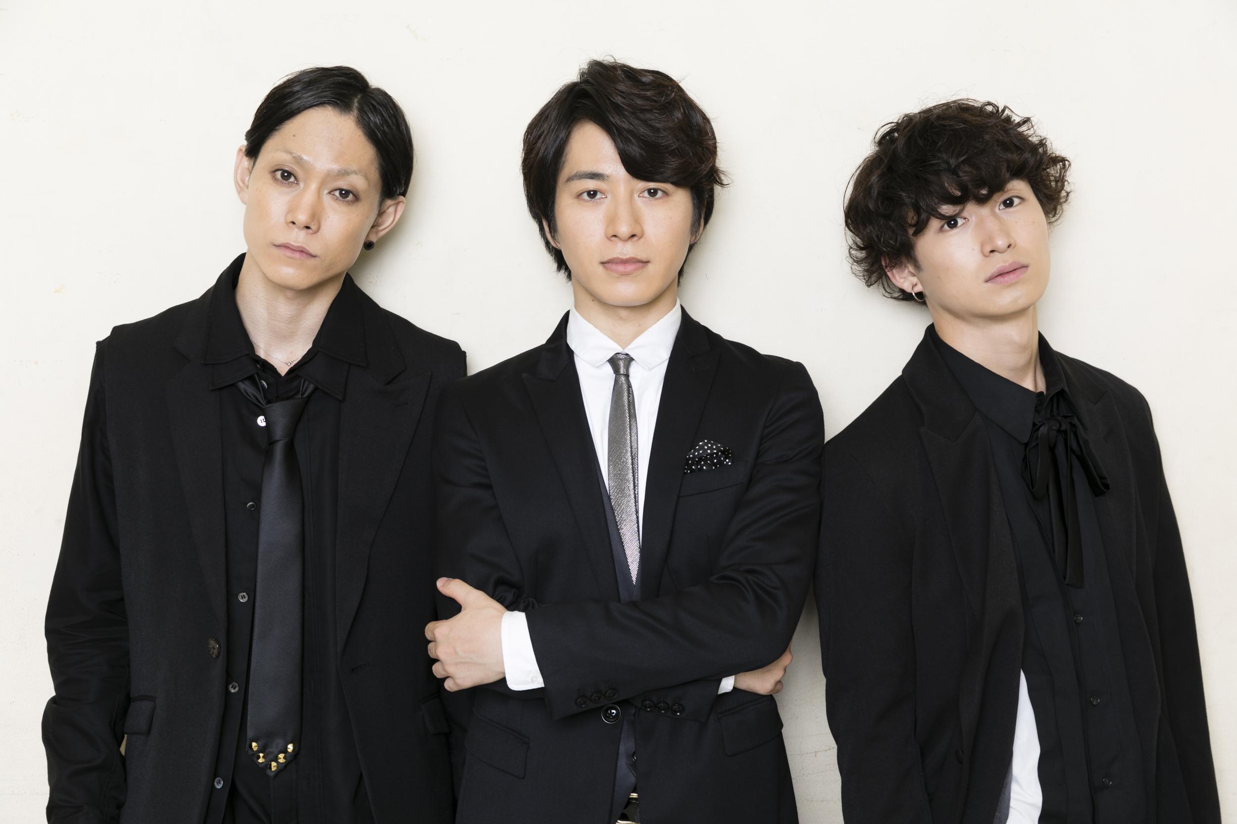 (左から)玉城裕規、村井良大、松田凌