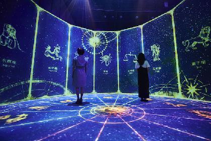 """目くるめく占いの世界へ深くダイブ 渋谷ヒカリエで開催中の『NAKED URANAI』で""""占い""""をテーマにした新たなクリエイティブ体験を"""