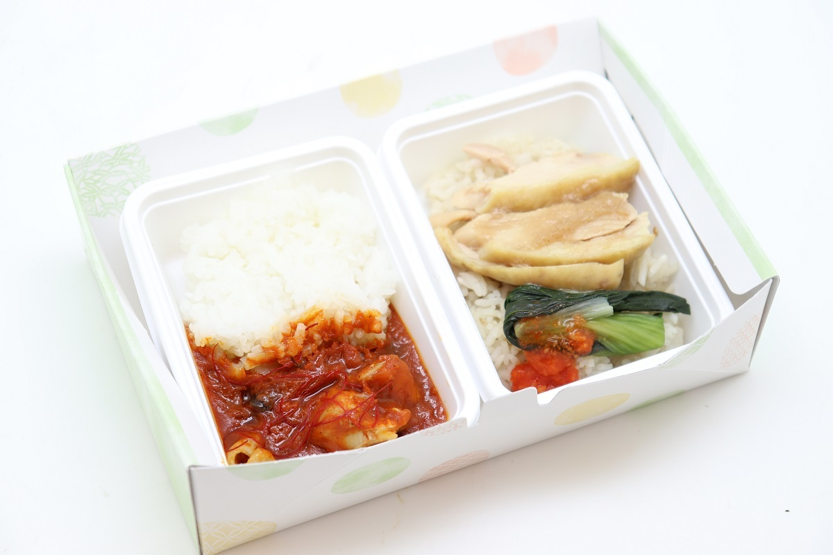 ミニ機内食弁当/アジアンセット