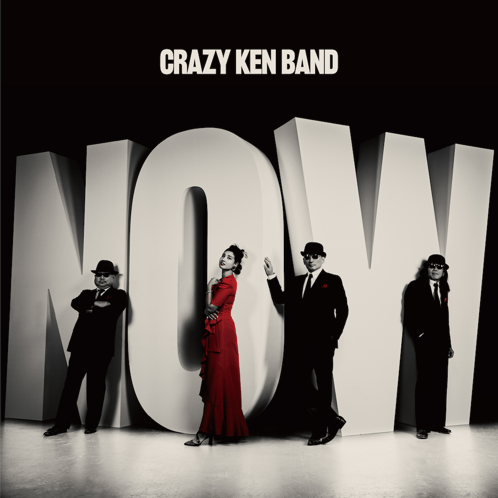 CRAZY KEN BAND『NOW』通常盤