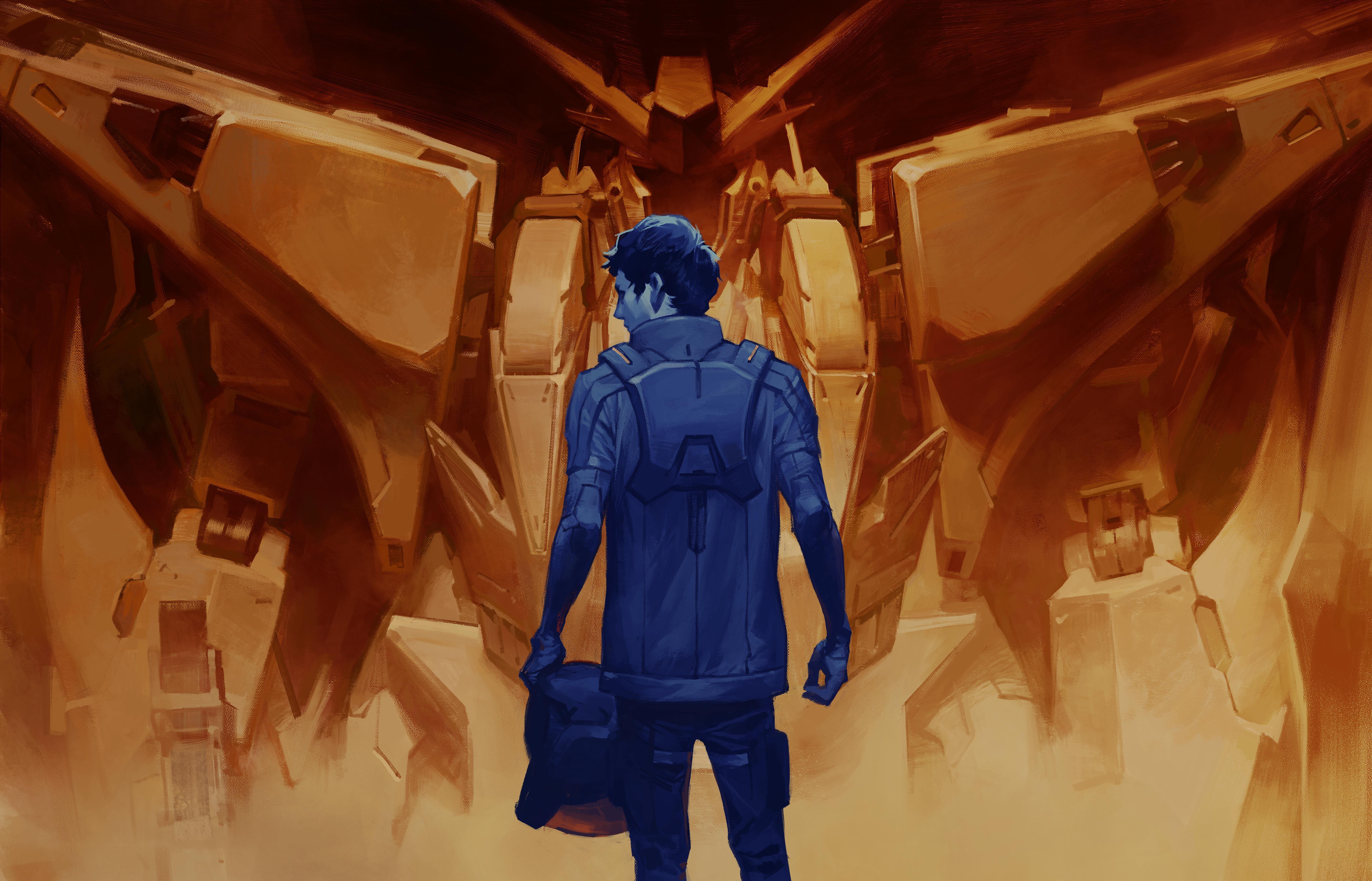 『機動戦士ガンダム 閃光のハサウェイ』ティザービジュアル  (c)創通・サンライズ