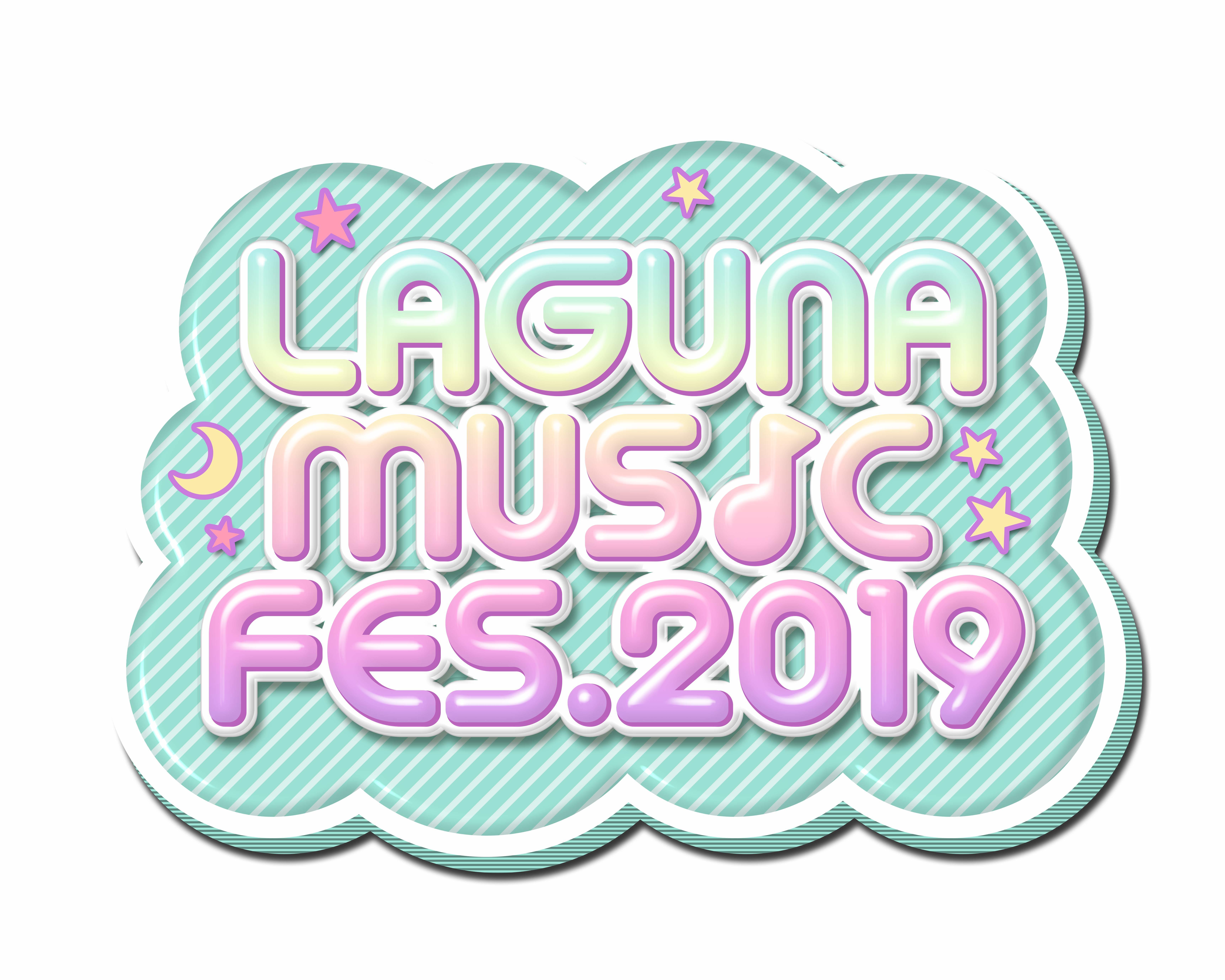 LAGUNA MUSIC FES.2019