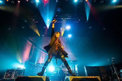 GLAY 令和初の全国ホールツアーで大ヒットアルバム『HEAVY GAUGE』を完全再現、25周年イヤーの旅へ「行ってきます!」