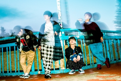 04 Limited Sazabys、J-WAVE『THE KINGS PLACE』の公開収録イベントが決定 抽選で300名を招待
