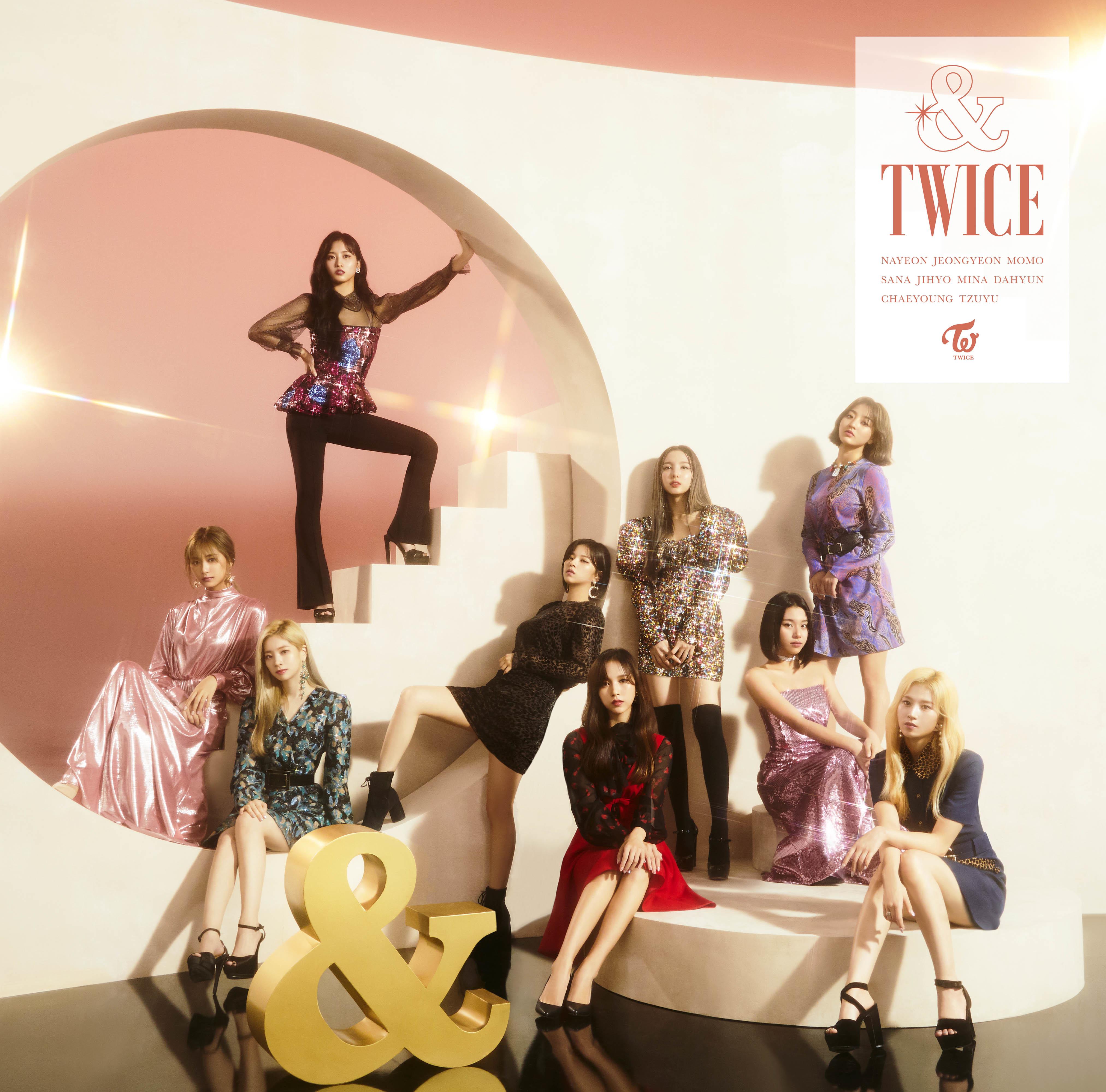 『&TWICE』ONCE JAPAN限定盤