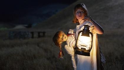 """少女VS人形!おとぎ話のような最恐の攻防戦 『アナベル 死霊人形の誕生』#野水映画""""俺たちスーパーウォッチメン""""第三十七回"""
