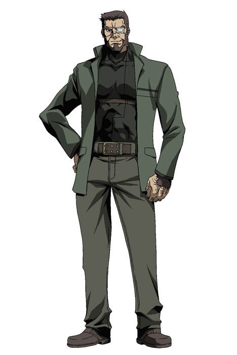 遠藤六輔 (C)特殊凶悪犯対策室 第七課