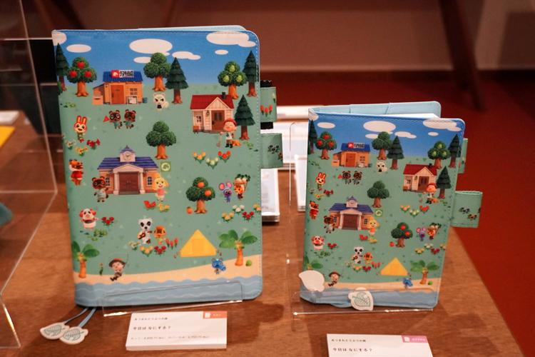 多くの人に愛されている「あつもり」。手帳を見るたびに癒される。 (C)2020 Nintendo