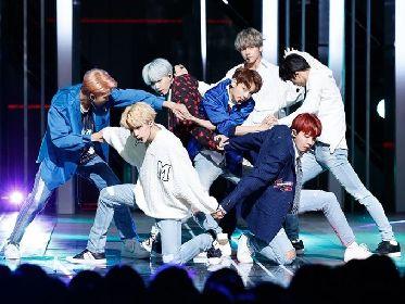BTS、ライブ映像を期間限定で無料配信決定