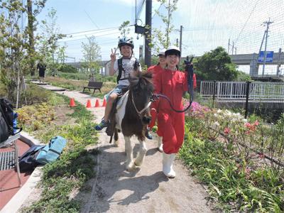 5月5日(日・祝)は八女農業高校ふれあいどうぶつ体験を開催