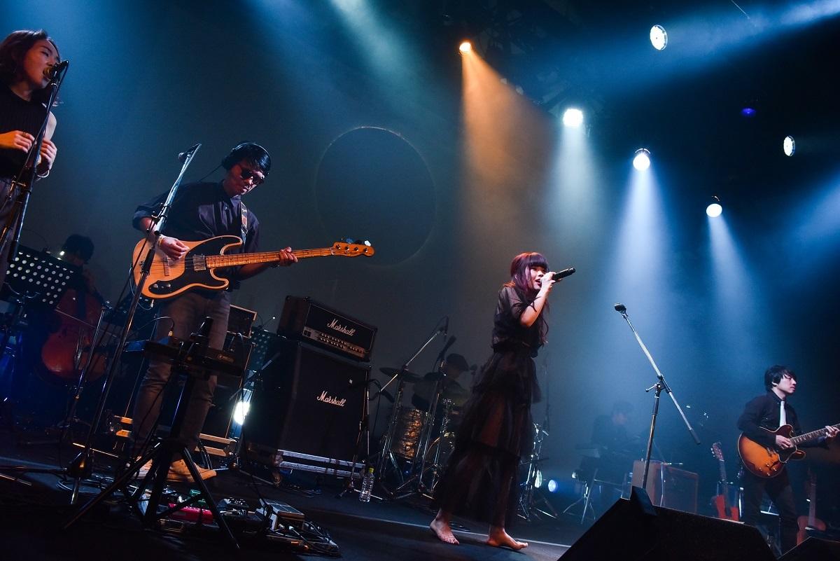 MONDO GROSSO+アイナ・ジ・エンド(BiSH)
