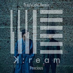 K:ream、「Precious」TeddyLoid Remixの配信リリースが決定 ラジオ初オンエアも