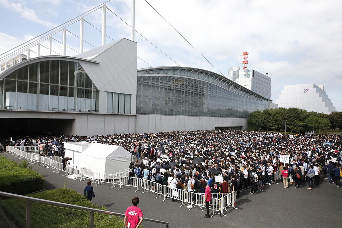『東京ゲームショウ2018』より