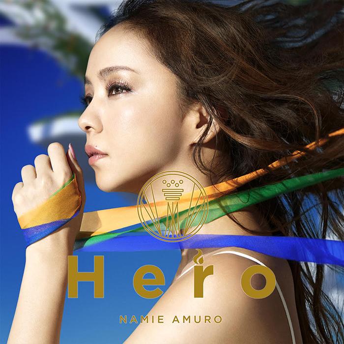 安室奈美恵「Hero」CD+DVD