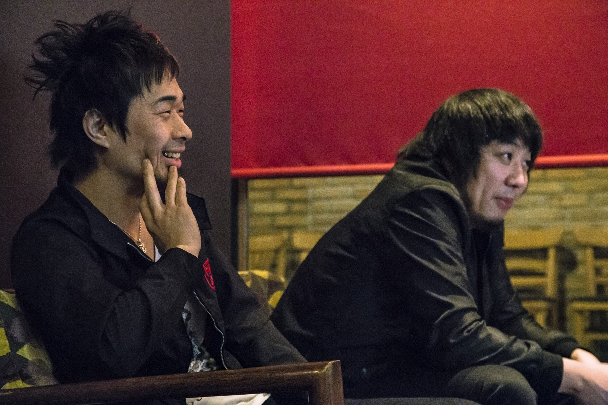 GOOD4NOTHING・U-tan / THE CHINA WIFE MOTORS・TSUNEHIKO KAJITA