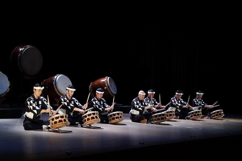 鼓童提供/撮影:岡本隆史