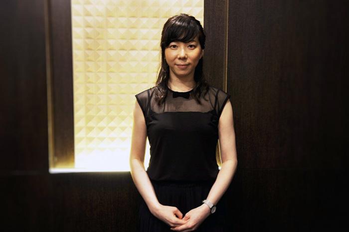 日本総合悲劇協会『業音 GO-ON』で主演を務める平岩紙(大人計画) [撮影]吉永美和子
