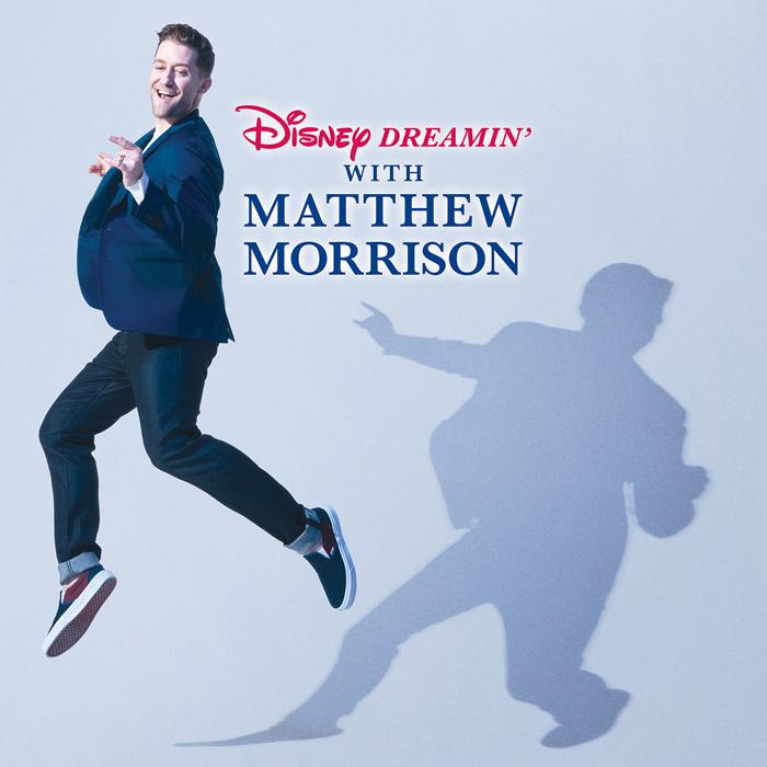 「ディズニー・ドリーミング with マシュー・モリソン」(生産限定盤)