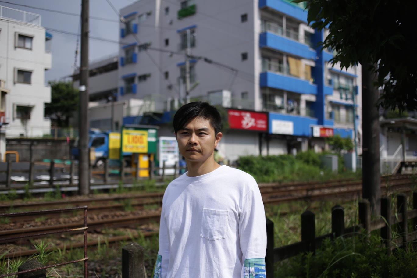 西浦謙助 Photo by Taiyo Kazama