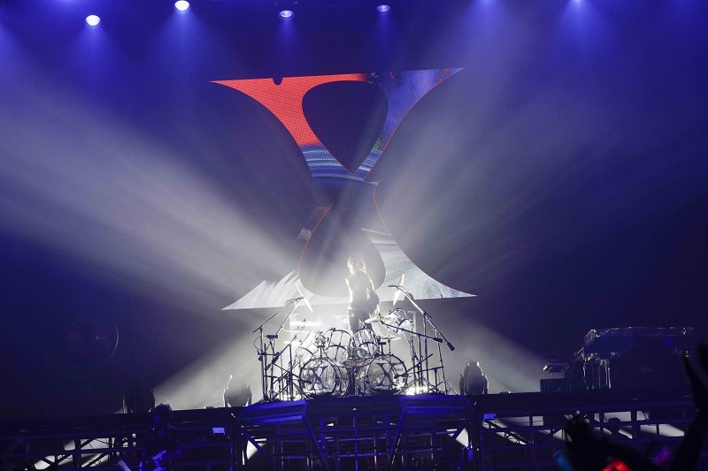 X JAPAN/VISUAL JAPAN SUMMIT 2016 Powerd by Rakuten