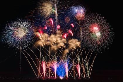 野村花火工業も参加!徳島で西日本最大規模の『にし阿波の花火 全国花火師競技大会』開催決定!
