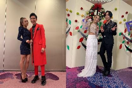 倖田來未 『FNS歌謡祭』での郷ひろみ、蒼井翔太とのコラボレーションに反響続々