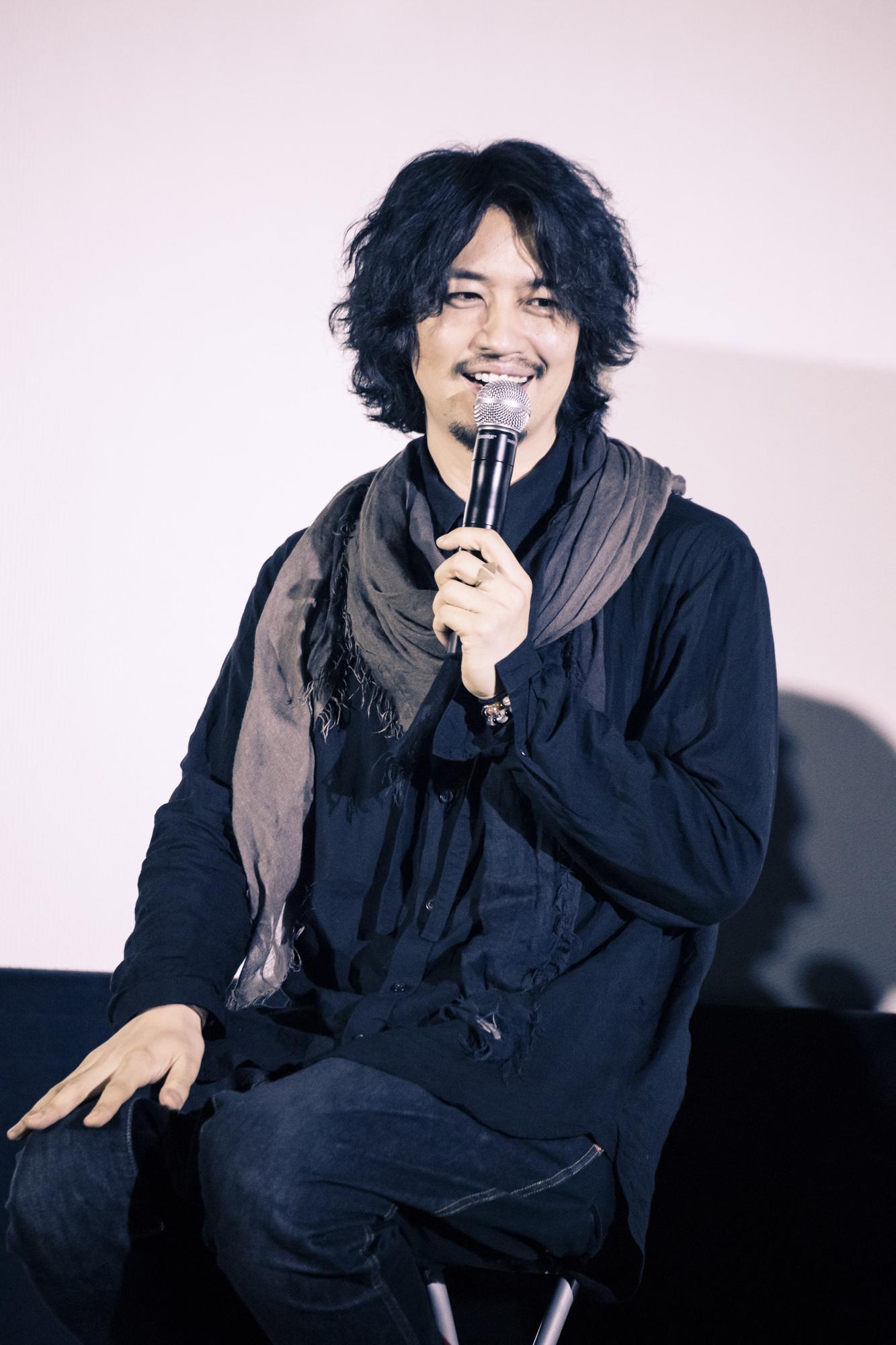 齊藤工(斎藤工) Photo=田中聖太郎