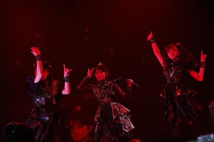 BABYMETAL、3rdアルバム『METAL GALAXY』の全世界同時リリース&日本公演含むワールドツアーを発表
