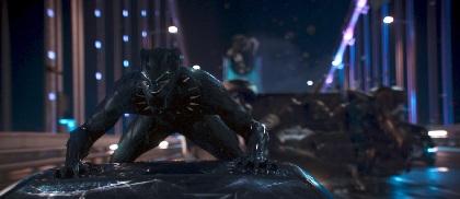 3日間で全米興収200億円超!『ブラックパンサー』が映画歴代5位のスタート ケンドリック・ラマーによるサントラも首位を獲得