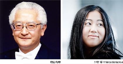 秋山和慶(指揮) 東京交響楽団 高度な技巧と表現力を要求される日本の名作に挑む
