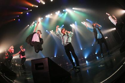 XOX、マッシュアップ、絶好超団☆LoVeら出演 『BOY'S PANIC ~Autumn FES 2018~』第1部をレポート