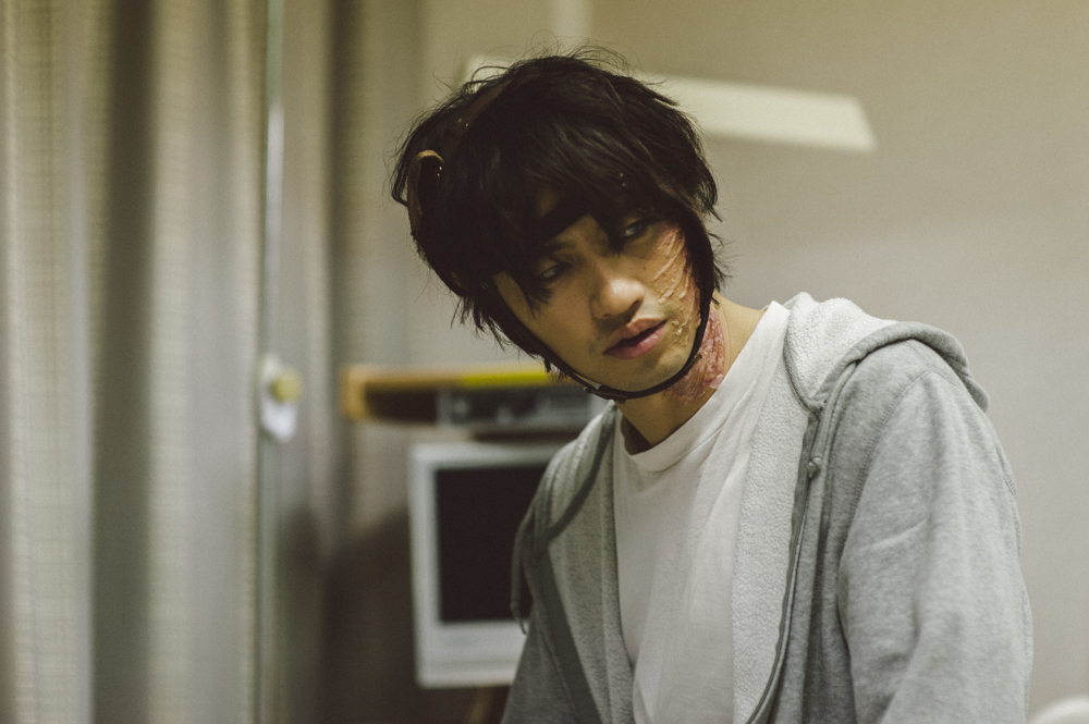 『RE:BORN』斎藤工 ©️「RE:BORN」製作実行委員会