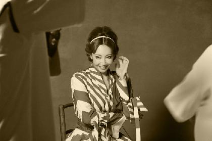 柚希礼音&ソニン共演 A New Musical『FACTORY GIRLS〜私が描く物語〜』華やかで個性豊かな女優陣のビジュアル撮影現場に潜入!