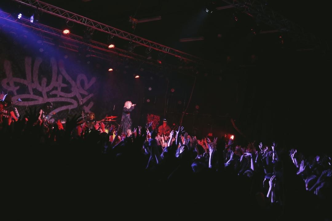 『HYDE LIVE 2018』最終公演 撮影=岡田貴之