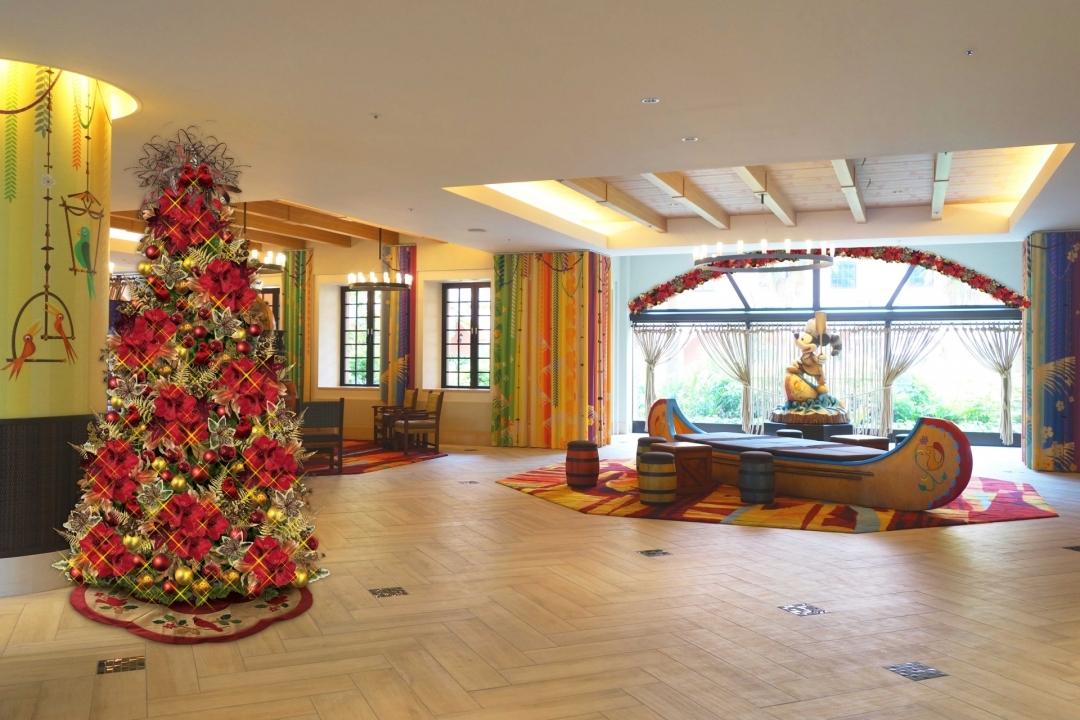 東京ディズニーセレブレーションホテル:ディスカバー クリスマスデコレーション※イメージ (C)Disney