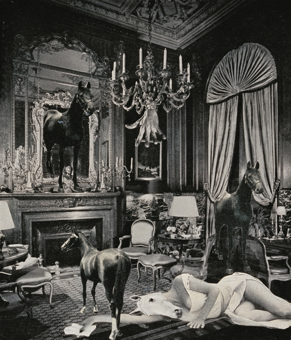 《幻想》(C)Okanoue Toshiko, 個人蔵  Fantasy ©Okanoue Toshiko, Private collection
