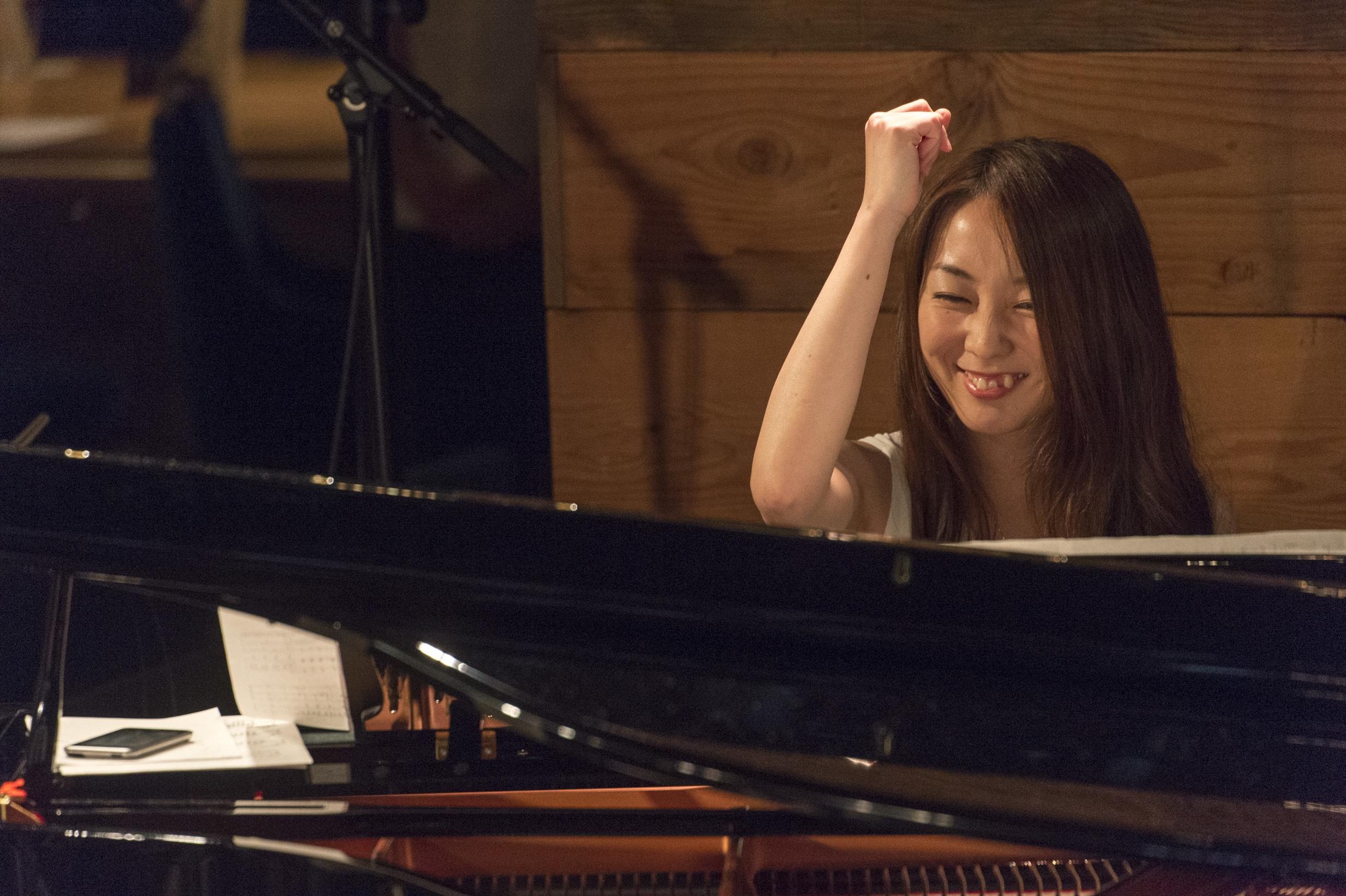 江頭美保(ピアノ)