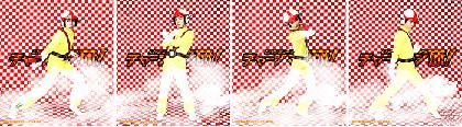 4人のチャージマン研が勢ぞろい LIVE ミュージカル演劇『チャージマン研!』キャラクタービジュアルが解禁