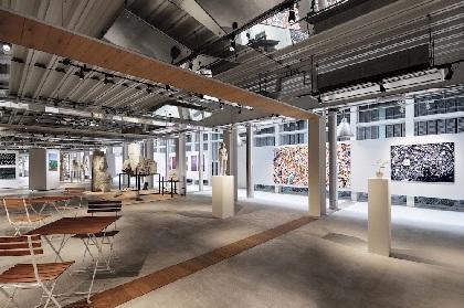 寺田倉庫、ギャラリーとカフェが融合するアート空間「WHAT CAFE」を東京・天王洲にオープン