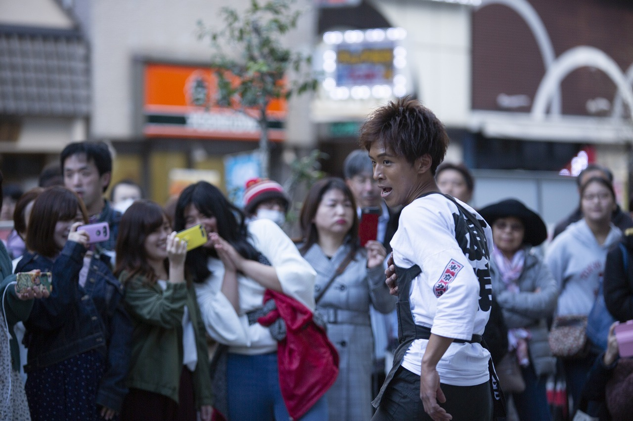 東京力車 撮影=三條康貴