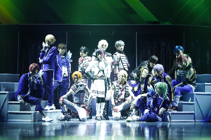 B-PROJECT on STAGE『OVER the WAVE!』REMiXが開幕 木村 敦、岸本勇太、田口 涼、大平峻也らのコメントを公開