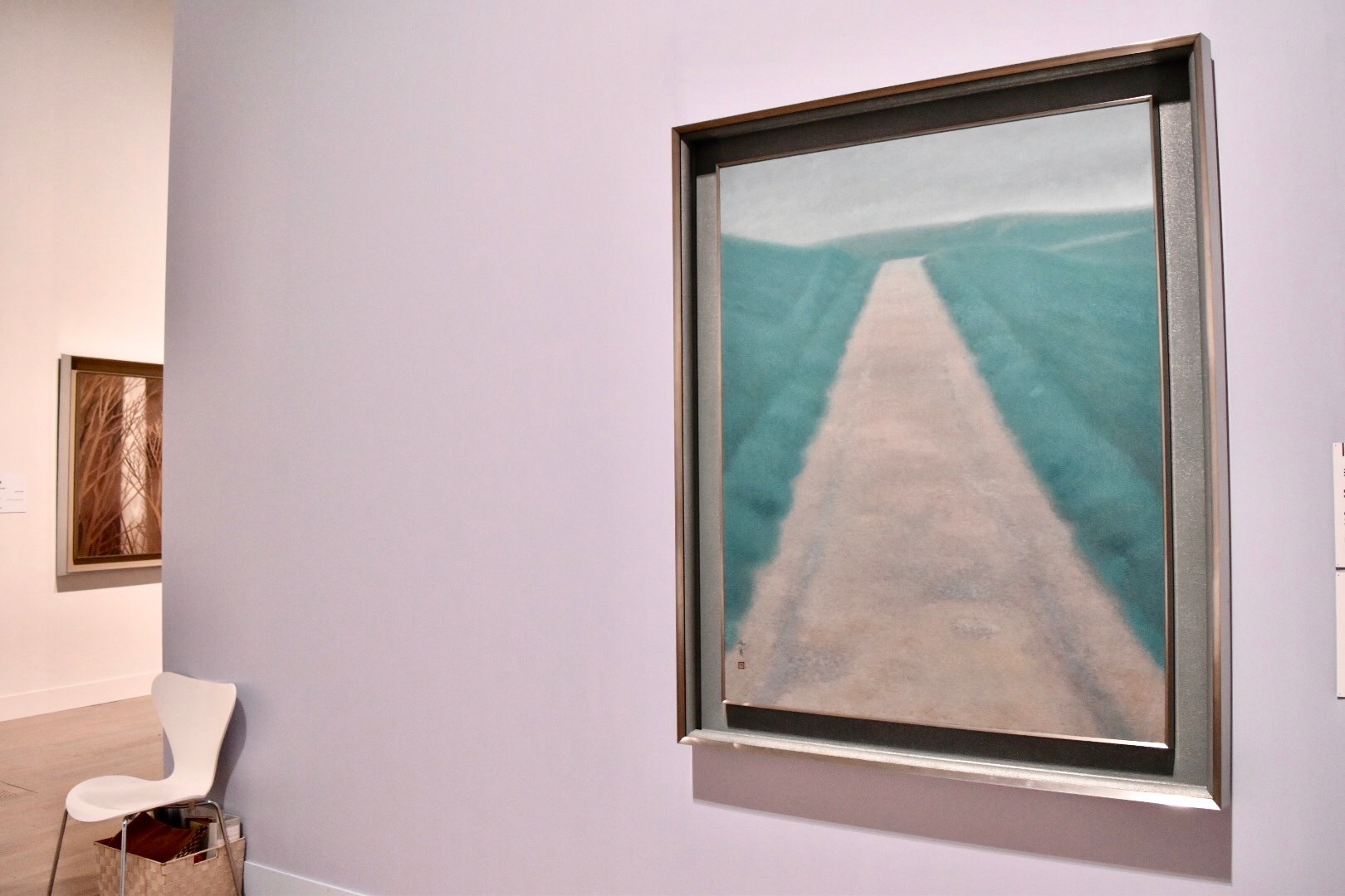 《道》 昭和25年 東京国立近代美術館蔵