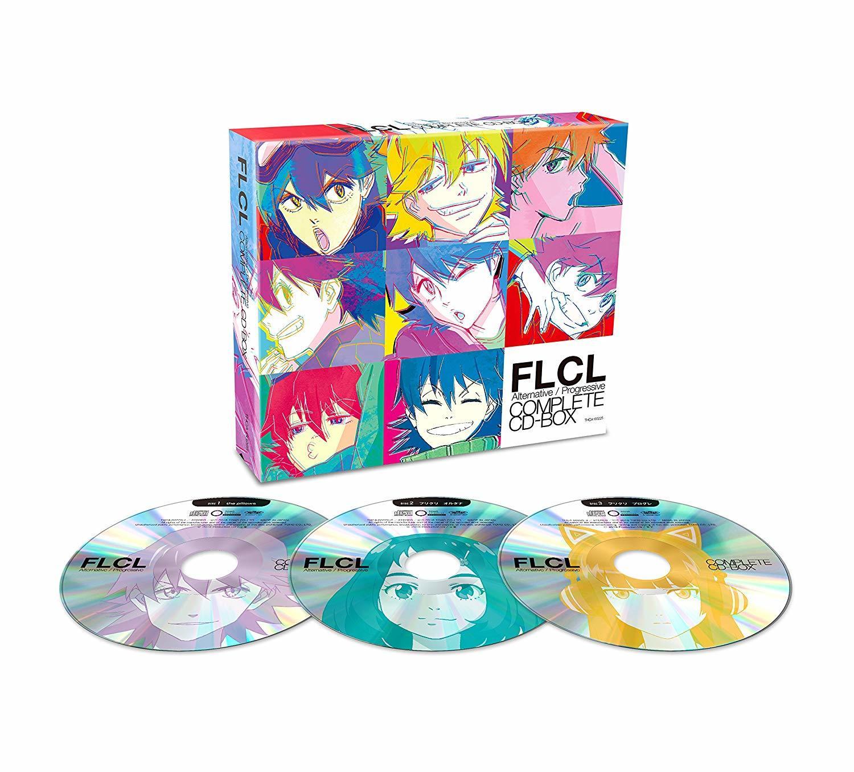 劇場版『フリクリ オルタナ/プログレ』COMPLETE CD-BOX