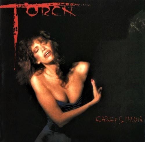カーリー・サイモンのアルバム「トーチ」(1981年/輸入盤CD)
