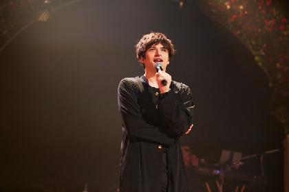 城田優、Mattをゲストに迎えホールツアーをスタート 5月にJ-POPカバーアルバム『Mariage』の発売を発表