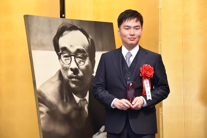 第43回菊田一夫演劇賞を受賞した原田諒