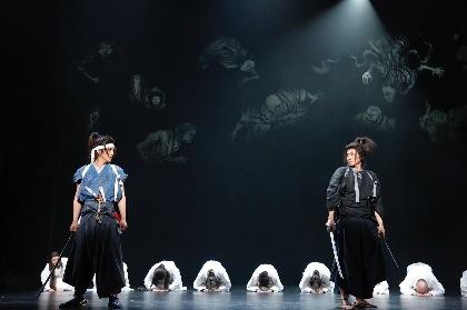 蜷川幸雄さんとの約束ーー藤原竜也主演舞台『ムサシ』が復活再演! 前回公演のキャストが再集結