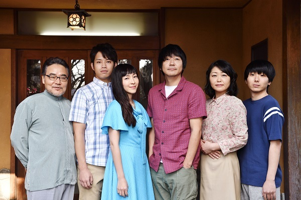 M&Oplaysプロデュース『市ヶ尾の坂 -伝説の虹の三兄弟-』より 撮影:三浦憲治