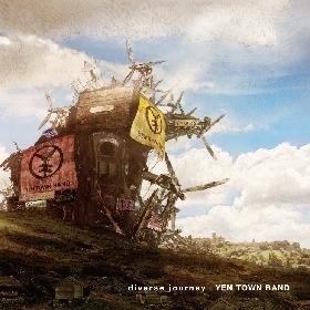 YEN TOWN BANDが約20年ぶりのアルバムリリースを発表 kj参加の「my town」MVは岩井俊二が制作