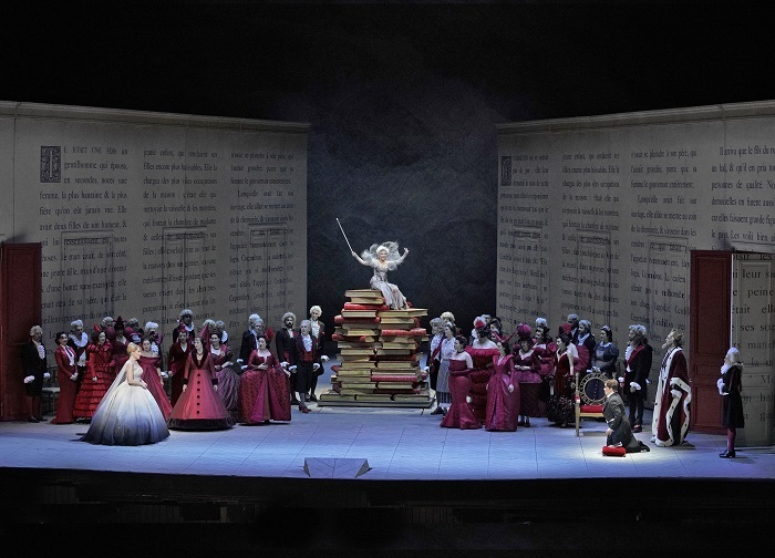 『シンデレラ』 (c)Ken Howard/Metropolitan Opera